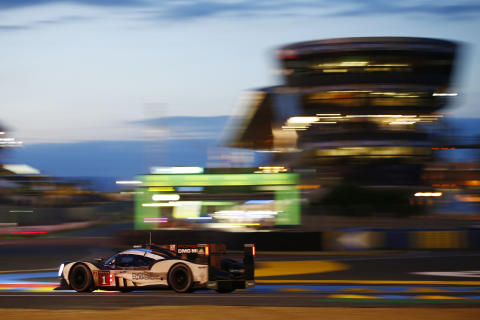 Porsche 919 Hybrid, Porsche Team Timo Bernhard, Brendon Hartley, Mark Webber