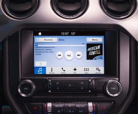 Alexa az autóban: a Ford és az Amazon közös szolgáltatásával az autósok vezetés közben is vásárolhatnak vagy irányíthatják okosotthonukat