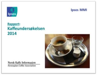 Kaffeundersøkelsen 2014