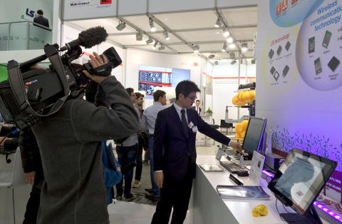 Aalto strenghtens Japan's presence at Hannover Messe
