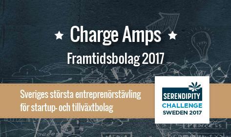 Charge Amps bedöms än en gång som ett av de mest intressanta bolagen för framtiden.