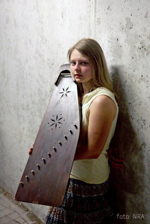 Laima Jansone, Harpans kraft, 25 oktober 19.30 - Uppsala International Sacred Music Festival