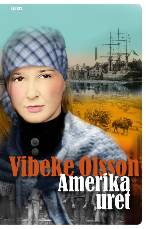 Omslagsbild: Amerikauret (Vibeke Olsson)
