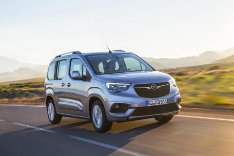 Familjens bästa vän – nya innovativa Opel Combo Life