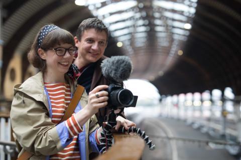Virgin Trains' Azuma inspires new trend for hipster trainspotter