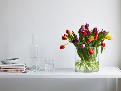 Nordmenn elsker tulipaner