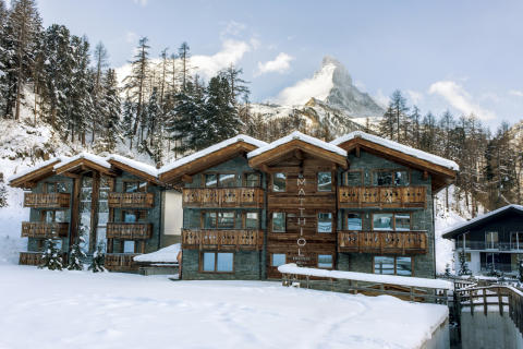 Hotel Matthiol, Zermatt (Wallis)
