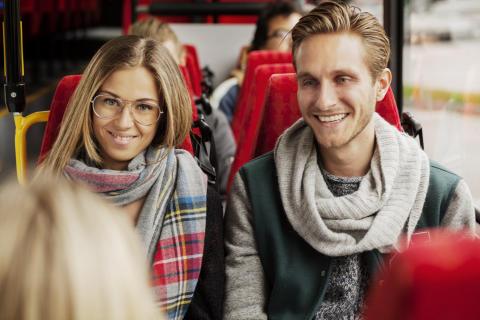 Ny tidtabell - bättre utbud för pendlare, rockad i Lund och ny körväg i Dalby