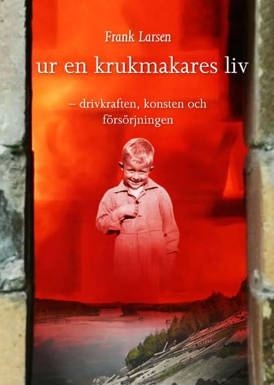 Bokvernissage och signering: Frank Larsen