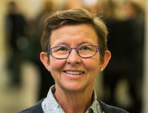 Gerd Lärfars ny ordförande i Stockholms läns läkemedelskommitté
