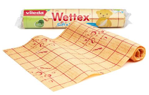 Wettex Soft&Fresh 1,5m Kummit 2017