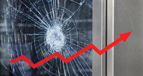 GDV: Einbruchzahlen bleiben alarmierend hoch