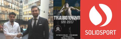 Southside MuayThai & Solidtango sänder Svenska Mästerskapen i Thaiboxning