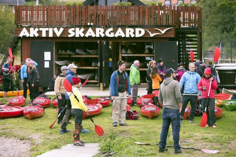 Stockholms skärgård skapar stort intresse hos utländska researrangörer