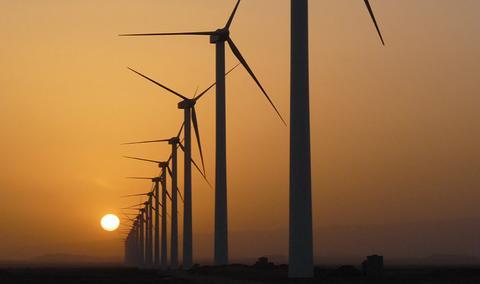 COWI utsedd till teknisk expertrådgivare för stor vindkraftpark i Jordanien
