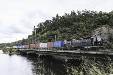 Swedish logistics success on show at Transport Logistics in Munich