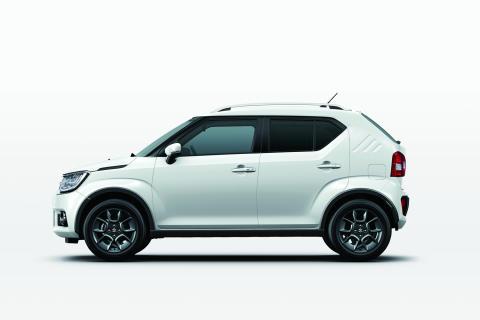 Ny Suzuki Ignis får Europapremiere på efterårets biludstilling i Paris