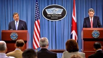 US secures Strait