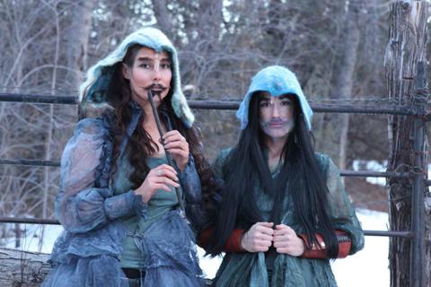 CocoRosie og Arvo Pärt lydlegg Edda