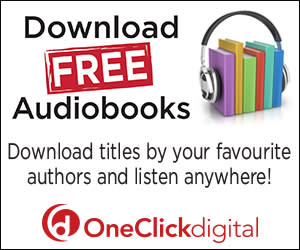 Free e-audio book downloads for library members