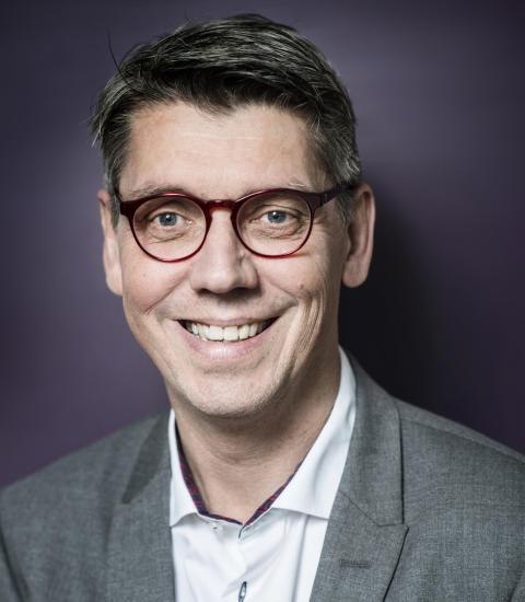 Joakim Ekroth Kommunikationschef