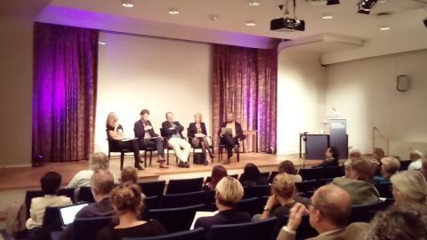 AcadeMedia med på konferens om nyanländas lärande