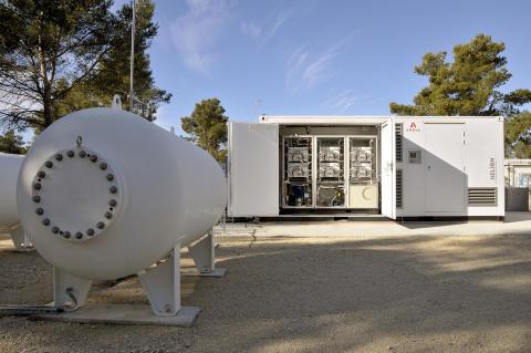 Schneider Electric satser på energilagring