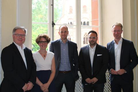 Ressourceneffizienz vor Ort - Die IHK Saarland, Villeroy & Boch und das VDI Zentrum Ressourceneffizienz informieren über Nachhaltigkeitskonzepte für Unternehmen