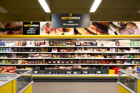 Dags för Netto i Laxå