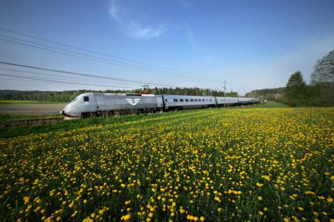 60 000 nya snabbtågsbiljetter mellan Stockholm – Göteborg