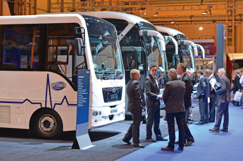 Euro Bus Expo 2016 previews its exhibitor show highlights