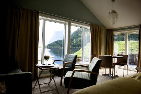 Eventyrlige Sagafjord Hotel