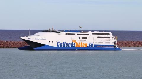 Gotlandstrafiken utan konkurrens 2017