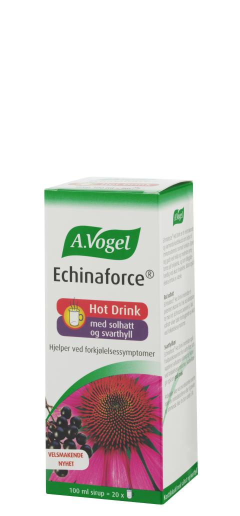 Echinaforce Hot Drink fra A.Vogel