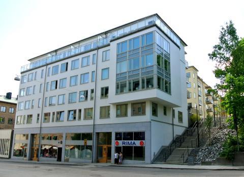 ÅWL:s humla blir Årets byggnad i Södertälje