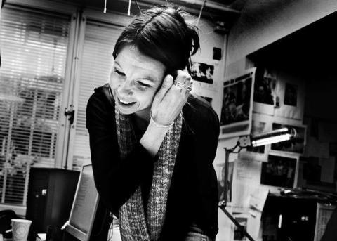 Heléne Claesson, Editor in chief, Direktpress