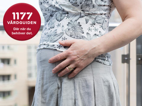 Krånglande mage kan vara IBS