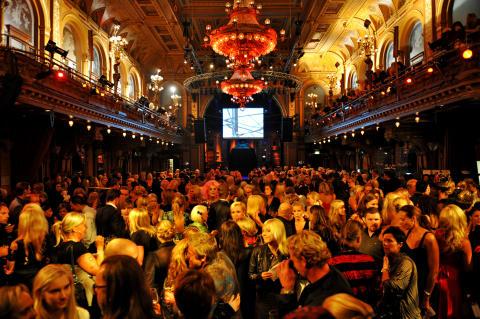 Stora Salongen Mingelfest