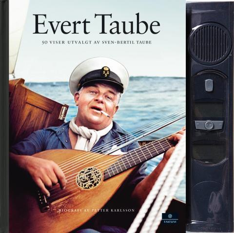 Syng til Evert Taube – En bok etter oppskriften til «Fuglesang»