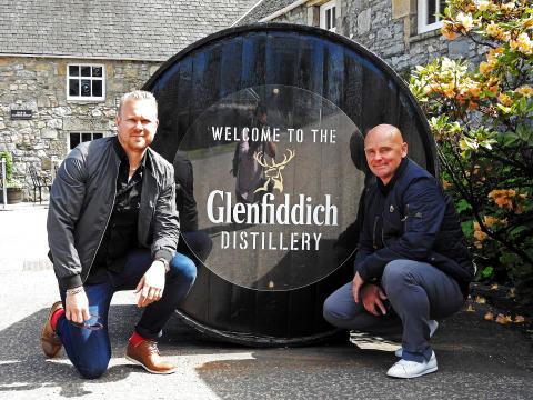 Harrys krögare på jakt efter whiskyrariteter  – ska sätta Jönköping på whiskykartan