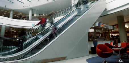 Centrenes salg i 2013 levede ikke op til forventningerne