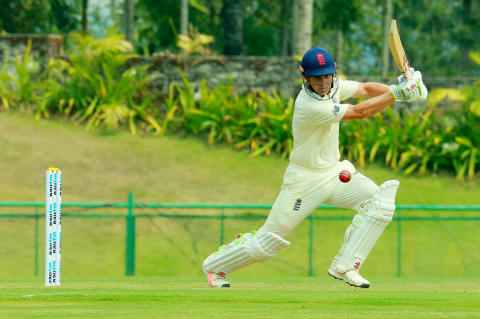 Hain and Pope hit 50s as England Lions bat out final day to draw against India A