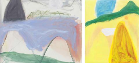 Jongsuk Yoon på Nordiska Akvarellmuseet / Pressvisning 24 januari kl. 12