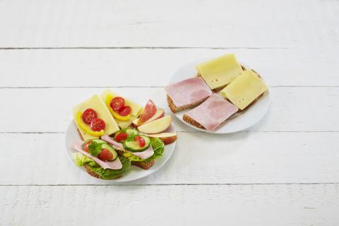 Så enkelt grønner du opp dagens måltider