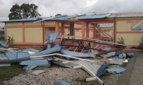 Kritisk for orkanofre i Haiti