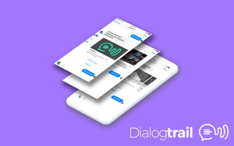 Nytt i Chalmers Ventures Accelerator: Dialogtrail fixar riktade nyhetsbrevsutskick genom Facebook Messenger