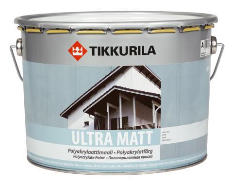Ultra Matt 9 l purkki