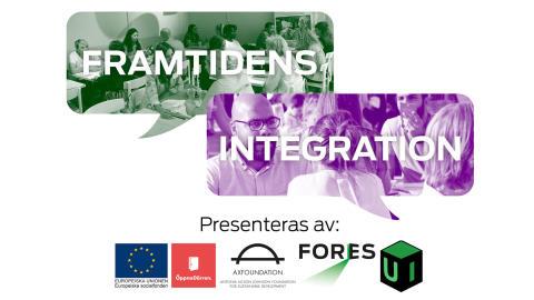 Välkommen till årets viktigaste integrationskonferens!