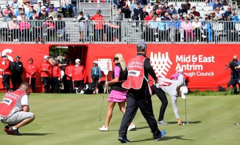 Let's build on golf legacy, says Mayor