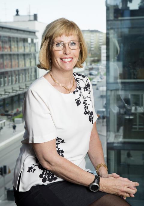 Anna-Jeanette Larnelius, styrelseledamot